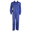 Bule Basic Cotton/Polyester Work Suit Workwear