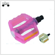 Wholesale kids pink lovely bike parts pedals