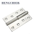 Silver Mirror-Polished 304 SS Cabinet Door Hinge