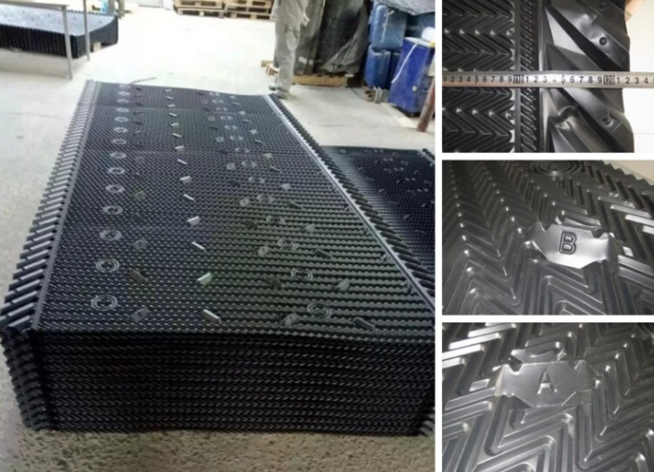 Plastic Cooling Tower Filler