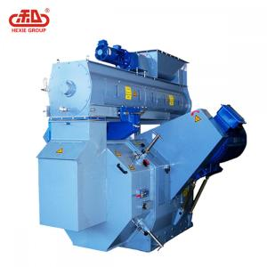 Peralatan Ladang Ring Die Pellet Mill Press