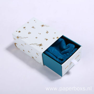 Customized Printed Handmade Paper Birthday Gift Packing Box