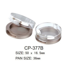 Round Cosmetic Compact CP-377B