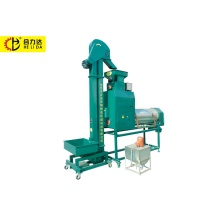 Wheat seeds coating machine