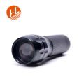 3W led Waterproof  Adjustable zoom Torch flashlight
