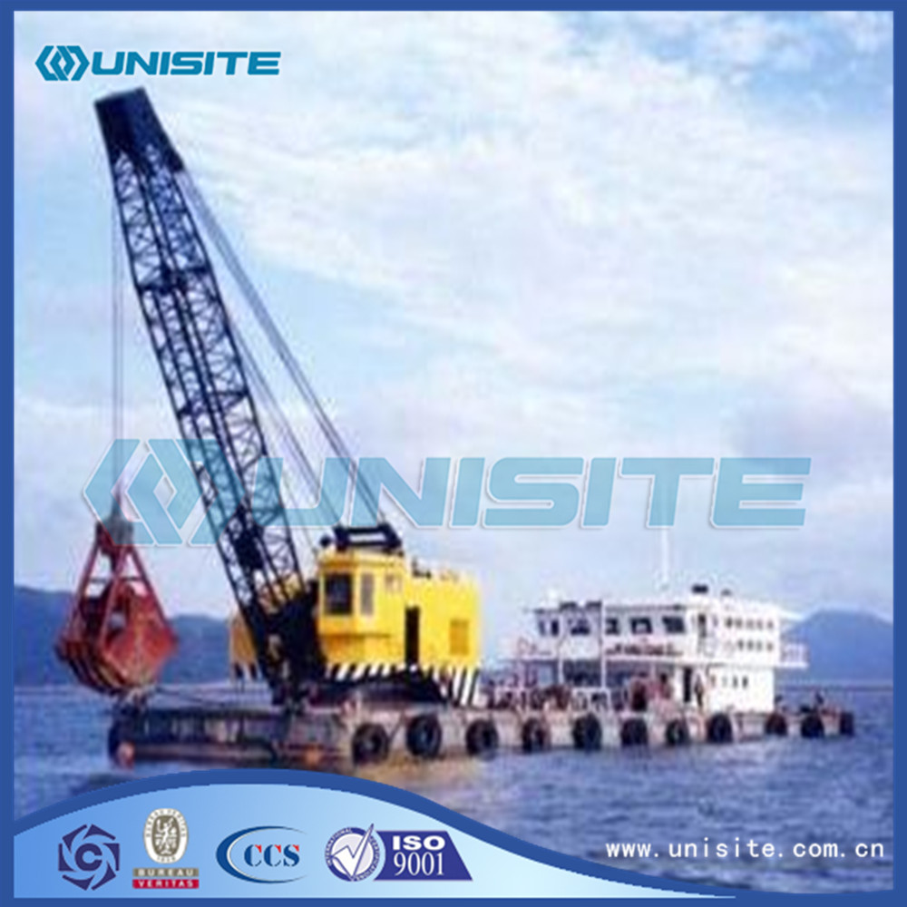 Grab Chain Dredger