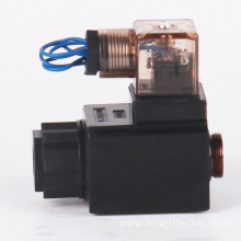 Best Quality for Solenoid Valve Coil Hydraulic Solenoid Valve Coil with 12 110 220V export to Puerto Rico Wholesale