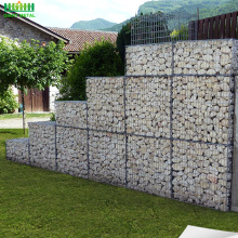 Hot sale gabion baskets bunnings welded gabion box