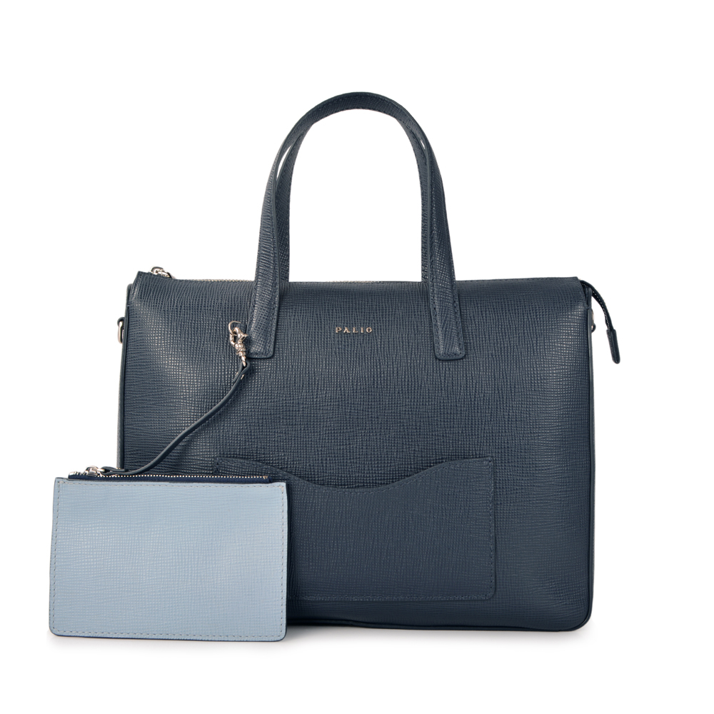 fashion laptop women business briefcase tote bag