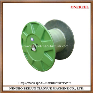 Personlized Products for Offers Large Enhanced Wire Spool, Welding Barbed Wire Fence Spools From China Manufacturer Empty Electric Empty Electric Cable Reel export to Italy Wholesale