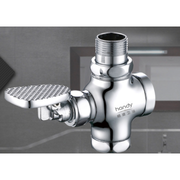 Durable Brass Casting Water Closet Flush Valve