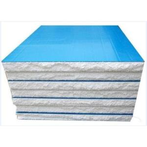 Insulated eps sandwich panel for clean room building