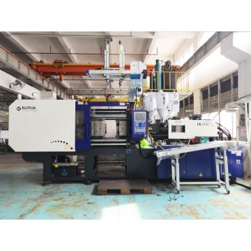 Double color injection mold manufacturing