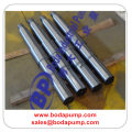 slurry pump parts slurry pump shaft