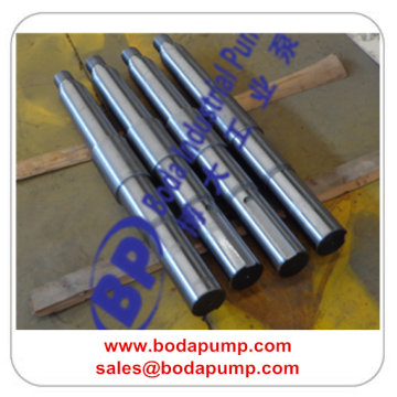 ODM for Replacement Slurry Pump Parts slurry pump parts slurry pump shaft supply to Saudi Arabia Suppliers
