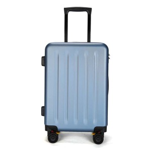 ABS carry-on plastic airport trolley luggage