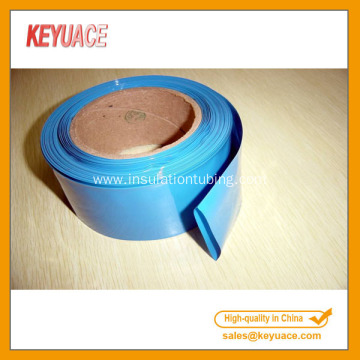 PVC /PET Heat Shrink Film Packing Battery