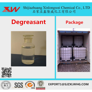 Alkaline Foaming Detergent Degreaser and Disinfectant for Processing