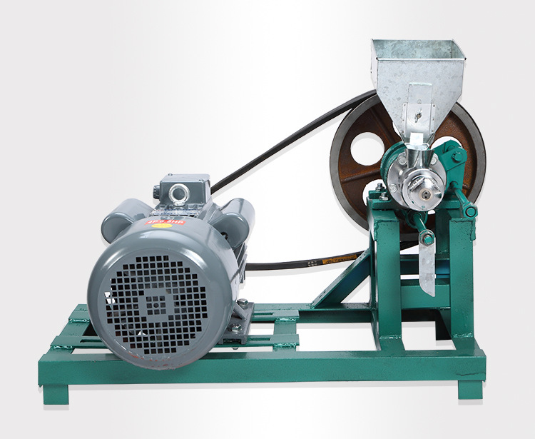 Small Corn Screw Puff Extruder