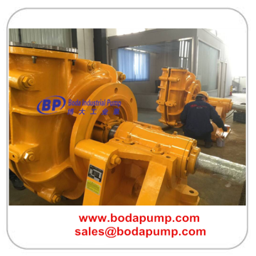 10 Inch Centrifugal Horizontal Slurry Pump