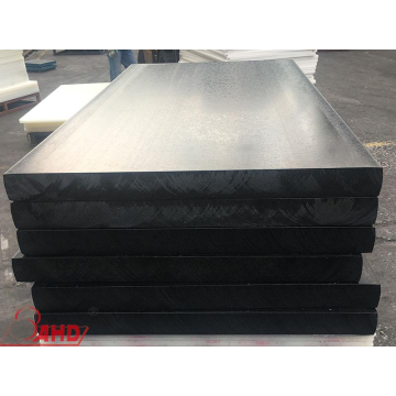 Extruded Black POM Delrin Sheet