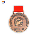 High quality copper medals design medallion for sale