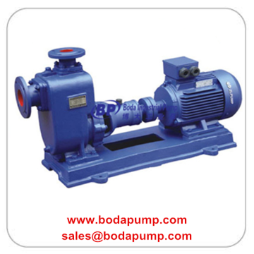 Centrifugal Chemical Self-priming Pump