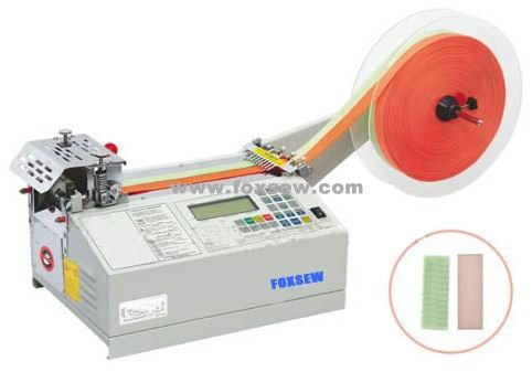 Automatic Shoelace Tape Cutter Machine