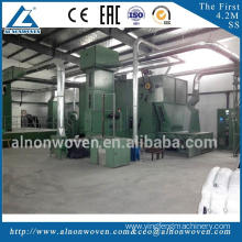 Automatic weighing ALHM-40 big cabin blender embedding materials for automobiles clothes carpets with CE certificate