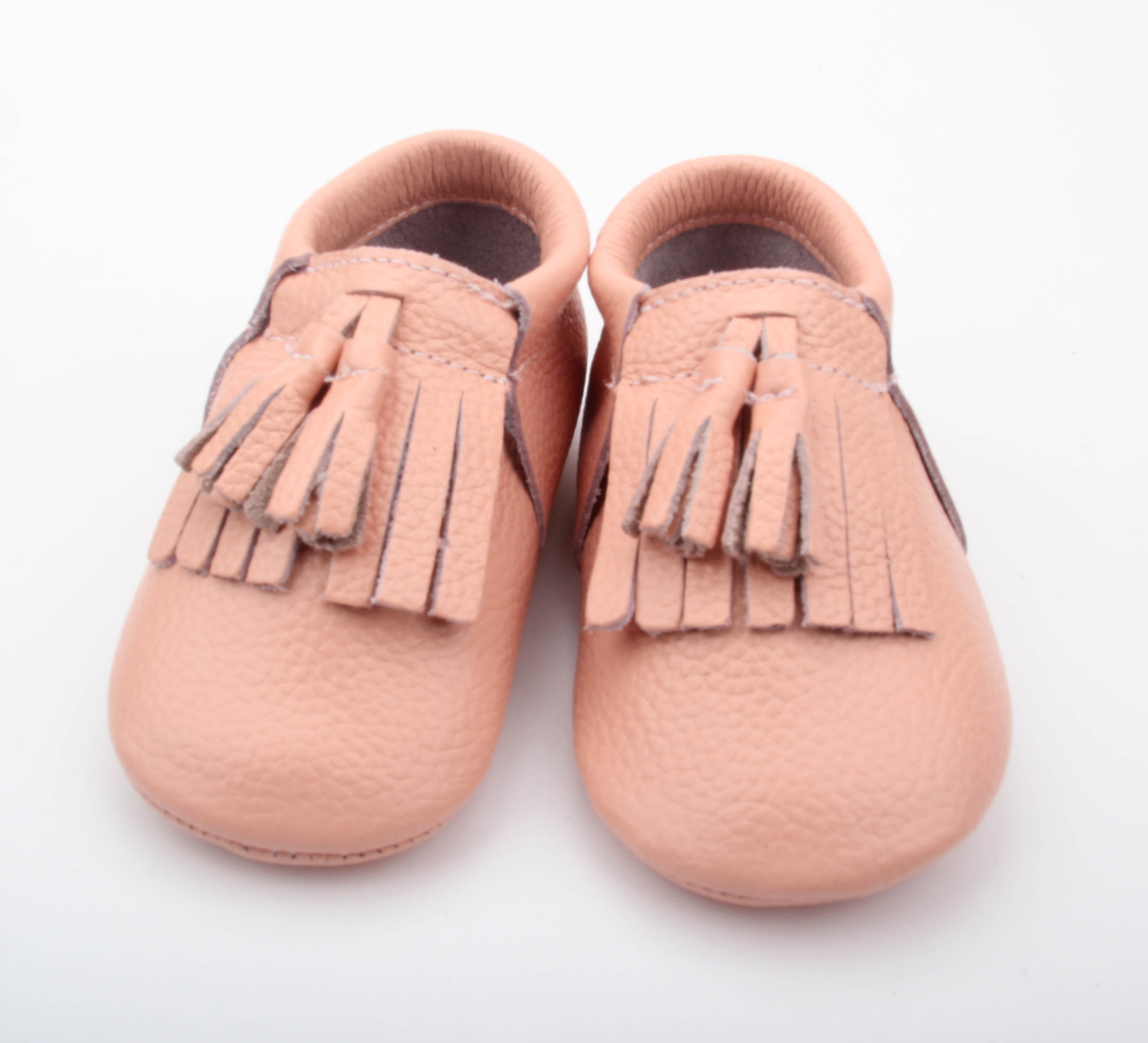 Durable Baby Moccasin Shoes