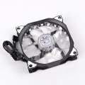 21 rgb light colorful  water cooling fan