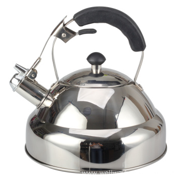 Whistling Stove Top Kettle with Layered Capsule Bottom