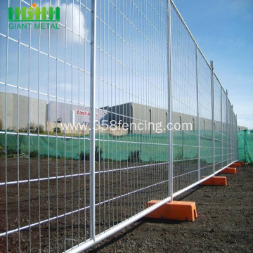 Slae Hot Dipped Galvanized AU Temporary Fence