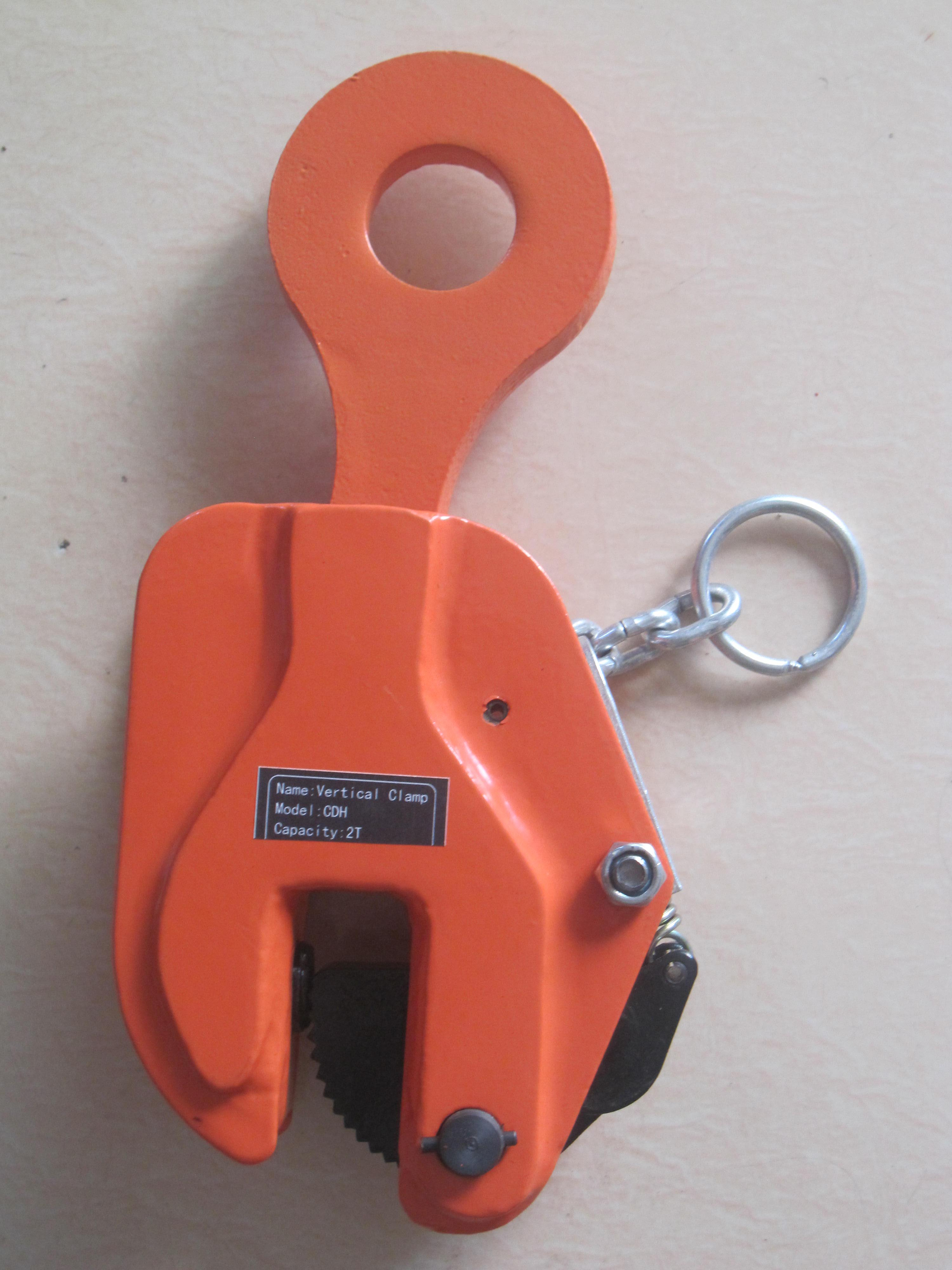 JCD Series vertical Lifting Clamps