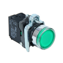 Supply for Push Button Lamp Switch XB4-BW3361 Pushbutton Switch with Light supply to Poland Exporter