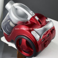 red cyclone cord retractable vacuum cleaner