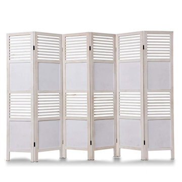 Wooden screen panel partition divider door screen