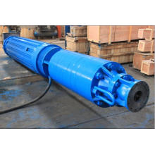 Sewerage submersible pump unit