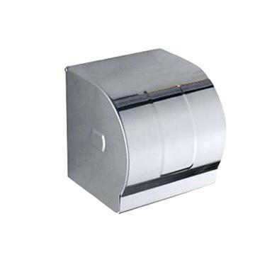 Stainless steel wall mounted toilet paper holder