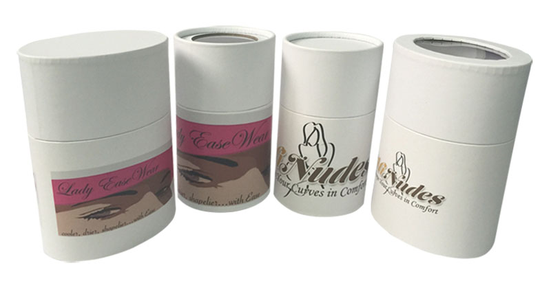 Custom Paper Round Gift Boxes