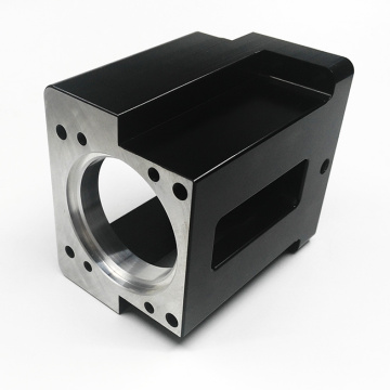 CNC Milling Machined components of Sweeping Robot