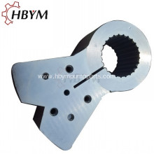 Bottom price for Piston Seal Putzmeister Concrete Pump Swinging Lever 254424005 supply to Vietnam Manufacturer