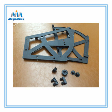 Plastic Double Layer Shoe Rack Fittings