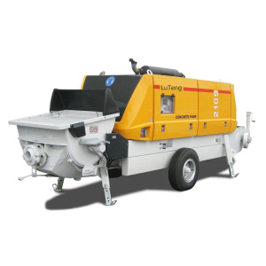 High efficiency Concrete Delivery Machine