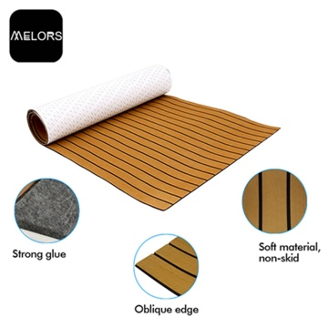 Melors EVA Teak Deck Marine Non-Skid Flooring Sheet