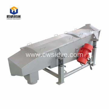electric linear vibro sieve/sieving compost