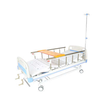 Cheap New product Manual Economic hospital bed