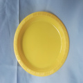 "6""6.5""PP Plastic Plate Disposable"