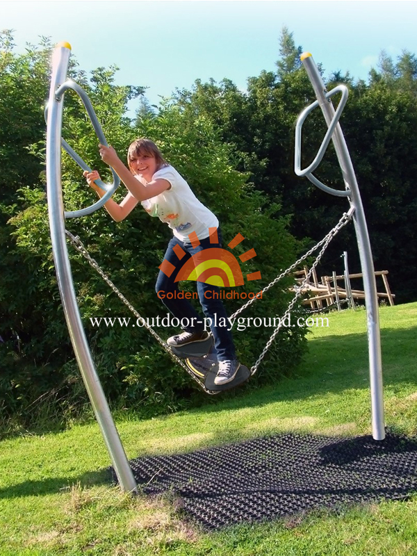 Outdoor Dynamic Playground Equipment For Kids