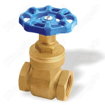 Factory selling for Brass Gate Valve USA Type Gate Valves PN20 supply to Grenada Manufacturers